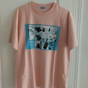 Cav Empt Reformist T-Shirt XL Pink NEW